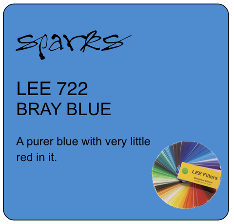 LEE 722 BRAY BLUE