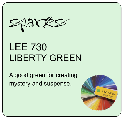 LEE 730 LIBERTY GREEN