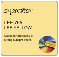 LEE 765 LEE YELLOW