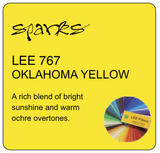 LEE 767 OKLAHOMA YELLOW