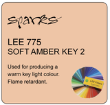 LEE 775 SOFT AMBER KEY 2