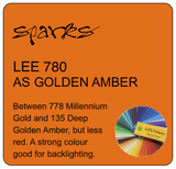 LEE 780 AS GOLDEN AMBER