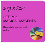 LEE 795 MAGICAL MAGENTA