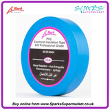LE MARK BLUE PVC LX TAPE