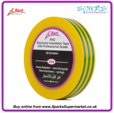 LE MARK EARTH PVC TAPE
