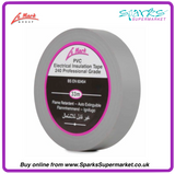LE MARK GREY PVC TAPE