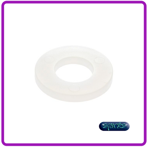 M12 Plain Nylon Tap Washer