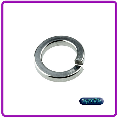 M10 stainless steel spring washer