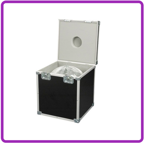 "Flightcase for 40cm (16"") MIRRORBALL"