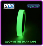 GLOW IN THE DARK TAPE PRO