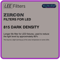 LEE ZIRCON 815 DARK DENSITY - L815