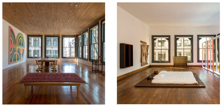 Donald Judd House in SoHo Opens its Doors Office