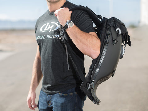 Boblbee Megalopolis Aero Backpack
