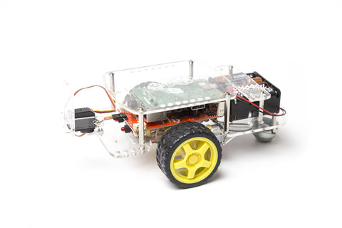 Dexter Industries GoPiGo Raspberry Pi Robotics Kit
