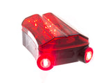XFire Laser Lane Bike Light
