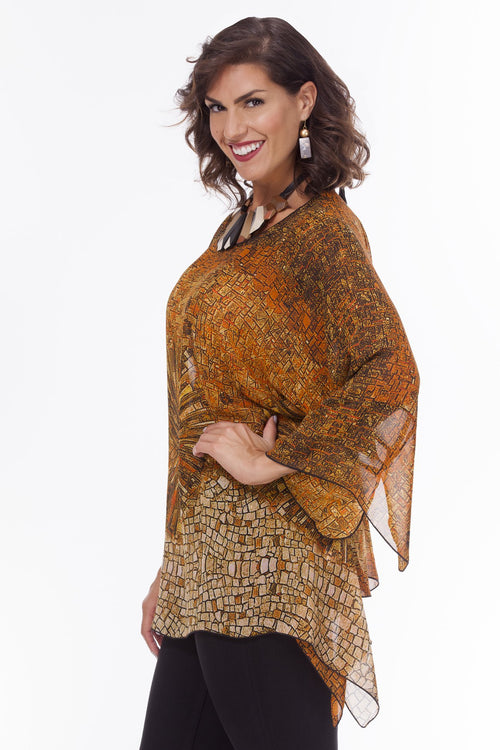 Lior Top Selina brick road S1008-A42