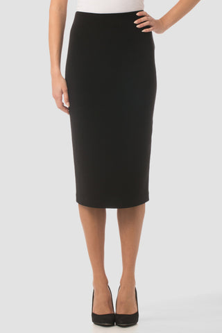 Joseph Ribkoff Black Pencil Skirt 163083