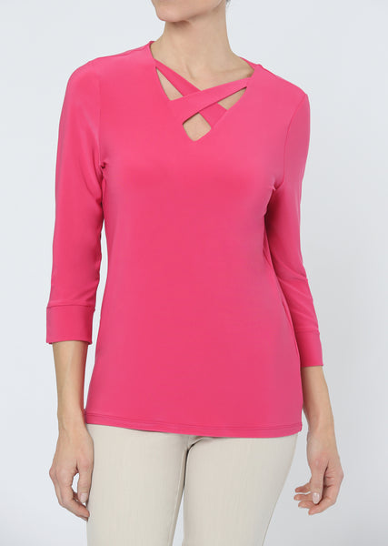 LISETTE TOP 171141 - PINK