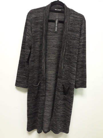 DAVID CLINE LONG CARDIGAN 5620T