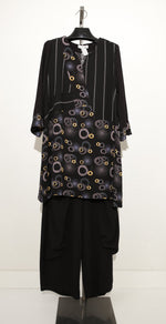 MOONLIGHT TUNIC TOP 2883