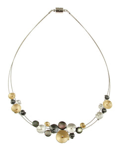 Magnetic Jewlery Necklace 3690-7
