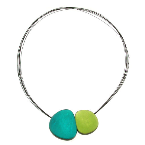Front Magnetic Jewelry Necklace 4063-21