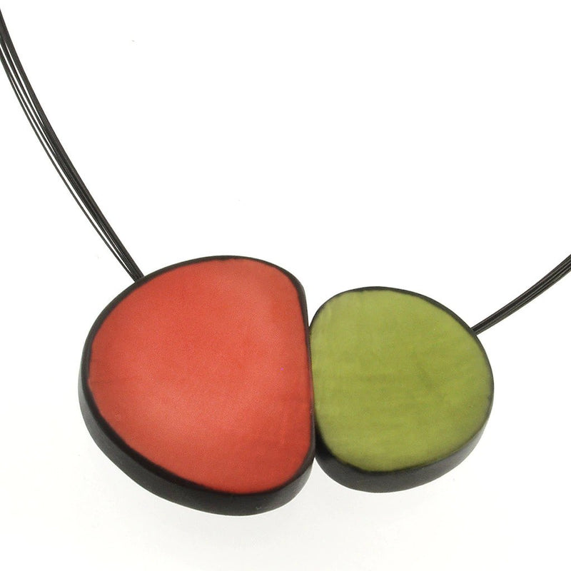 Front Magnetic Jewelry Necklace 4063-31