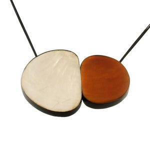 Front Magnetic Jewelry Necklace 4063-69