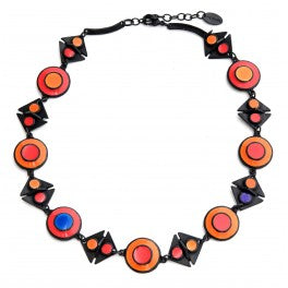 Thierry Joo Enamel 42A1 Orange/Red