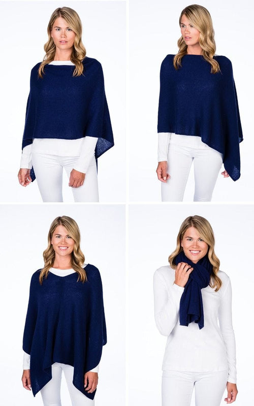 Claudia Nicole Cashmere Toppers