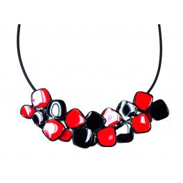 Thierry Joo Enamel 96A6 Black/Red