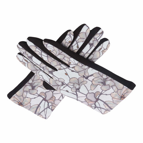 Fine Art Tiffany Magnolia Texting Gloves