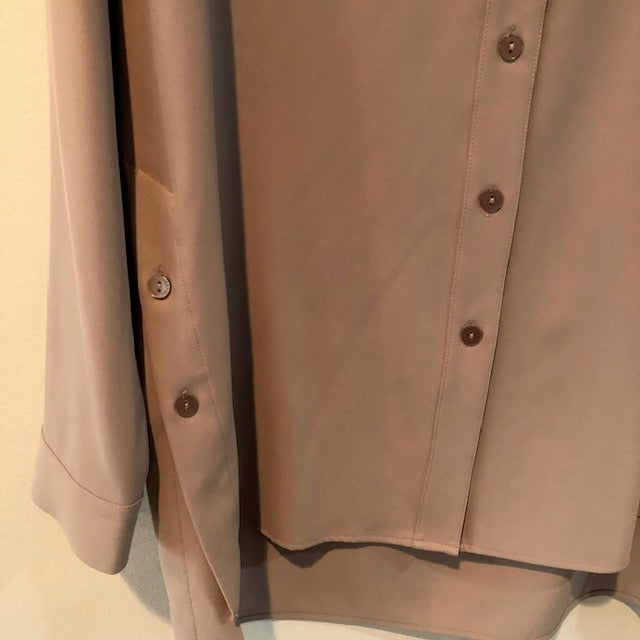 Lisette blouse Taupe XS S XL