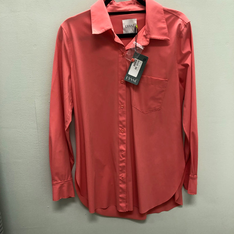 Lysee Schiffer shirt coral, M