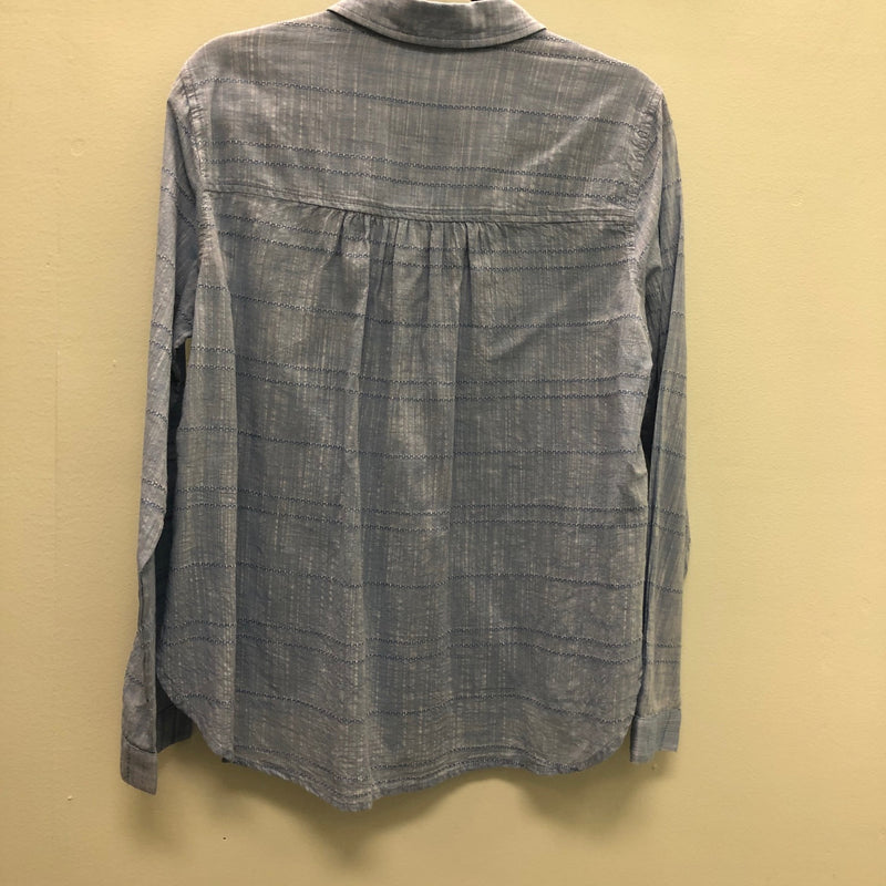 Top by Bella Dahl, Chambray blue, M