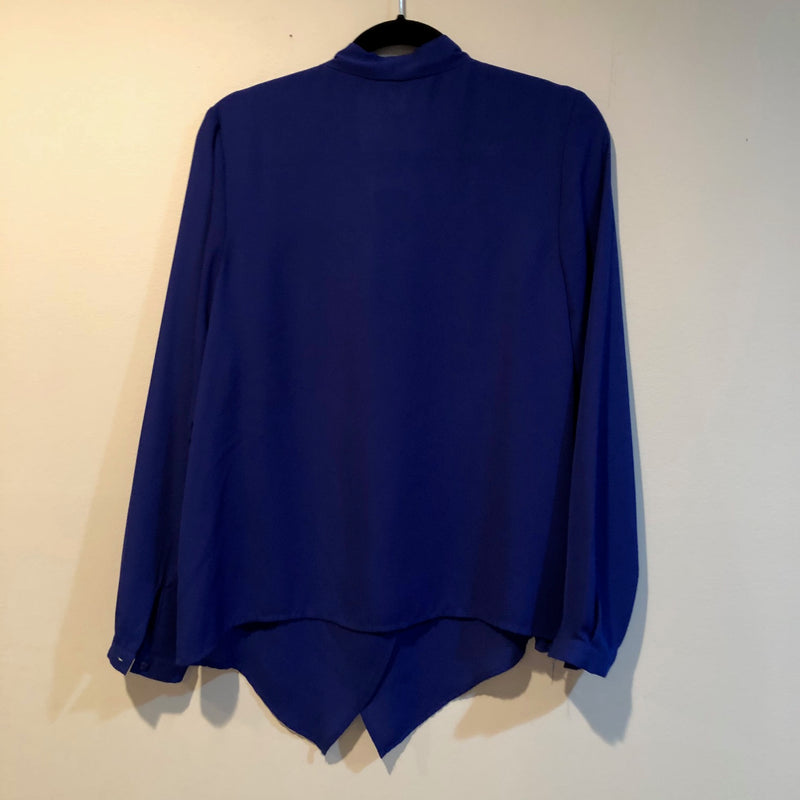 Joseph Ribkoff top Royal Blue 10