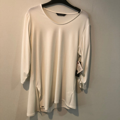Lisette top white S M L XL