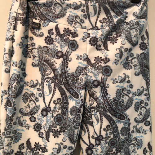 Lisette pants Palm beach blue size 2
