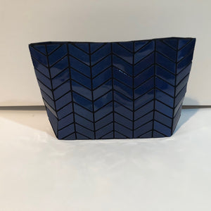 Patricia Luca crossbody, clutch Navy