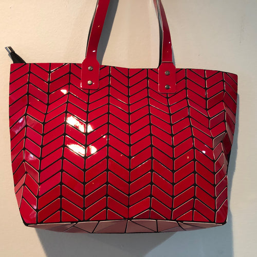 Patricia Luca Tote Red