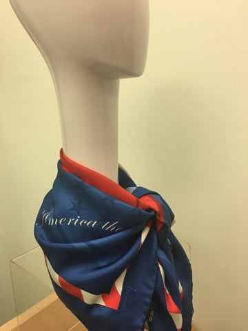 SIGNATURE SILK SCARVES