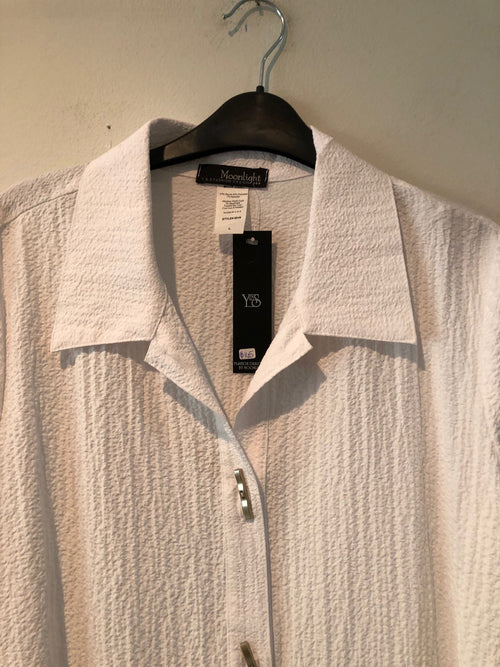 Moonlight shirt White M, L