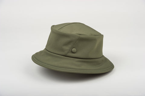 Lillie & Cohoe rainhat Cloudburst, Brooke Olive