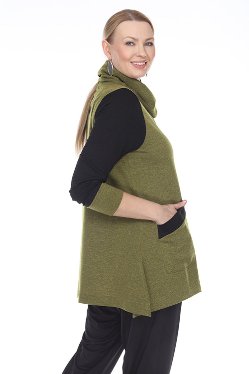 TERRA Tunic T5291 Golden Kiwi
