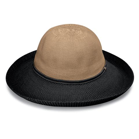 Victoria Two-toned Women's Sun Protection Hat