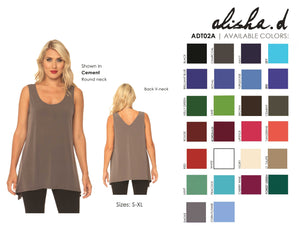 ALISHA D TRAVEL WEAR CAMISOLE TANK ADT-02A
