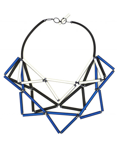 CHRISTINA BRAMPTI GEOMETRIC NECKLACE CB-1885A