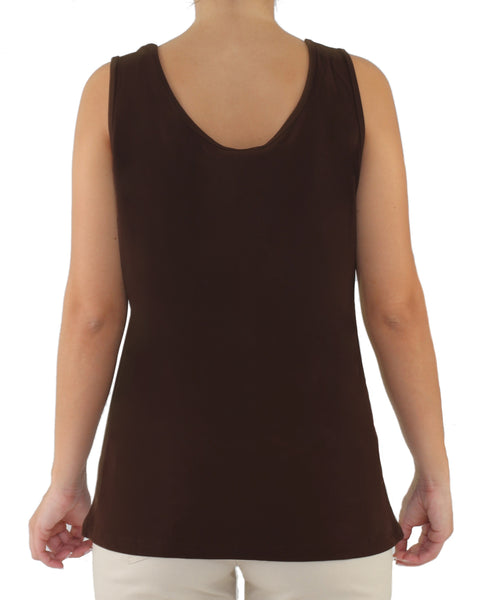 ALISHA D TRAVEL WEAR CAMISOLE TANK ADT-02