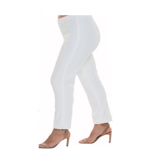Lior Sasha White Denim