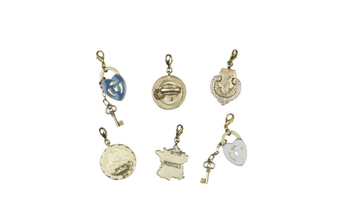 Paris Flea Market Charms